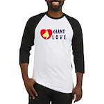 Dane Love Baseball Jersey