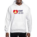 Dane Love Hooded Sweatshirt