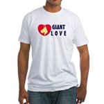Dane Love Fitted T-Shirt