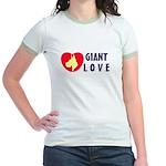 Dane Love Jr. Ringer T-Shirt