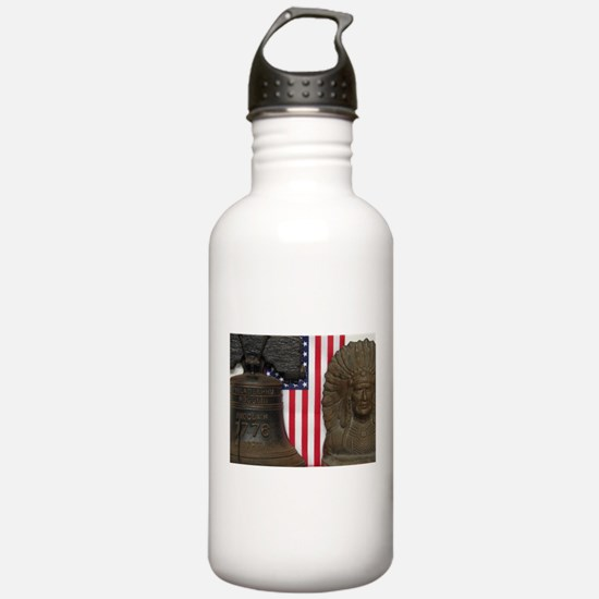 LET FREEDOM RING VII™ Water Bottle