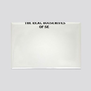 Real Housewives of SE Rectangle Magnet
