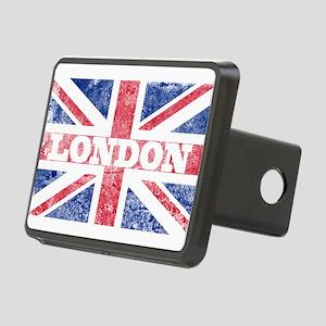 London2 Rectangular Hitch Cover