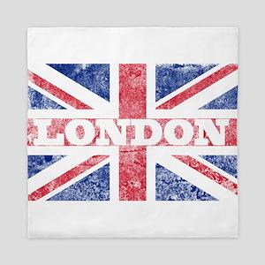 London2 Queen Duvet