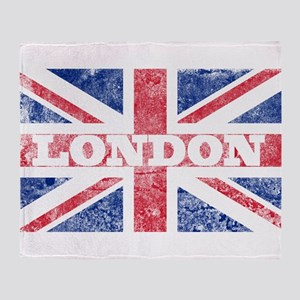 London2 Throw Blanket