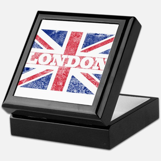London2 Keepsake Box