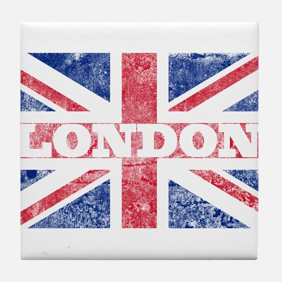 London2 Tile Coaster