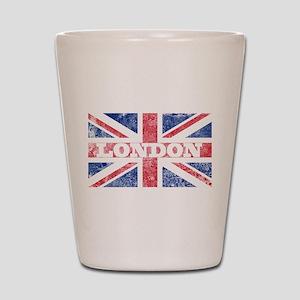 London2 Shot Glass