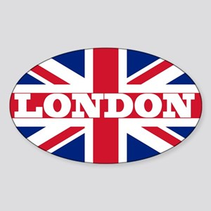 London1 Sticker (Oval)