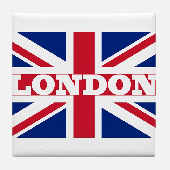 London1 Tile Coaster