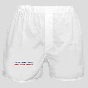 Obama Ruined A Nation Boxer Shorts