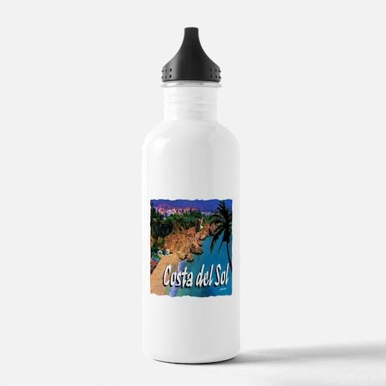 costa del sol Water Bottle