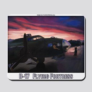 B-17 Flying Fortress Mousepad