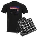 B-17 Flying Fortress Men's Dark Pajamas