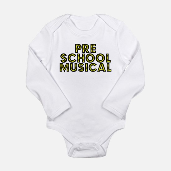 Unique Broadway Long Sleeve Infant Bodysuit
