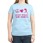 PLSS pink Women's Light T-Shirt