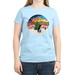 XMusic2 - Boston T3 Women's Light T-Shirt