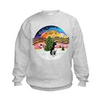 XMusic2 - Boston T3 Kids Sweatshirt
