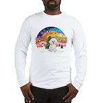XMusic2 - Bichon Frise Long Sleeve T-Shirt