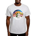XMusic2 - Bichon Frise Light T-Shirt