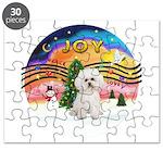 XMusic2 - Bichon Frise Puzzle