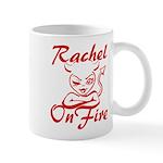 Rachel On Fire Mug