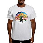 XM2-Gr.Dane (blk-nat) Light T-Shirt