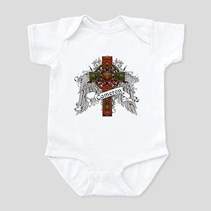 Cameron Tartan Cross Infant Bodysuit