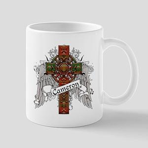 Cameron Tartan Cross Mug