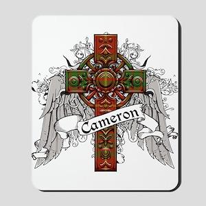Cameron Tartan Cross Mousepad