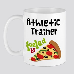 Athletic Trainer Funny Pizza Mug