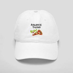 Athletic Trainer Funny Pizza Cap