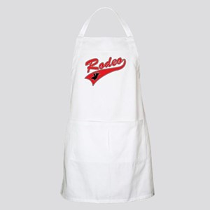 Rodeo (red) BBQ Apron