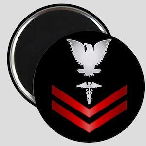 Navy PO2 Corpsman Magnet