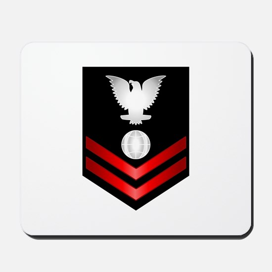 Navy PO2 Electrician's Mate Mousepad