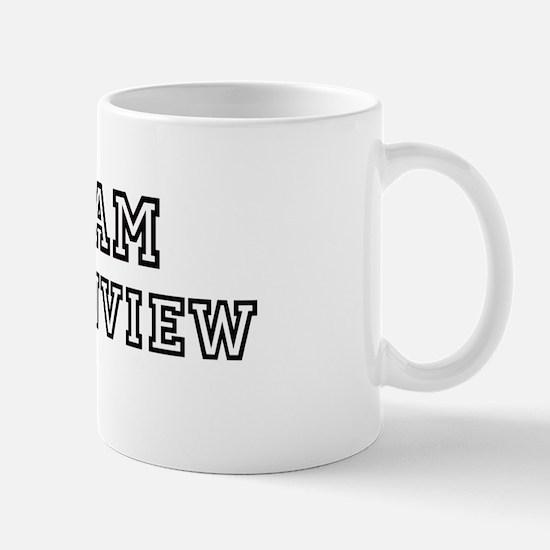Team Greenview Mug