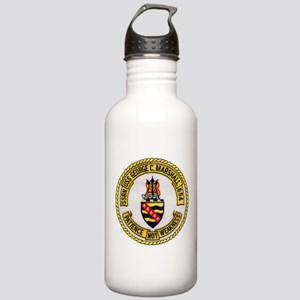 USS GEORGE C. MARSHALL Stainless Water Bottle 1.0L