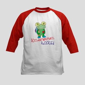 Kindergarten Kids Baseball Jersey