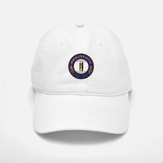 Kentucky State Seal Baseball Baseball Cap