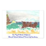 San Miguel Island cinmls product Postcards (Pa