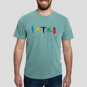 Mens Gymnastics Mens Comfort Colors Shirt