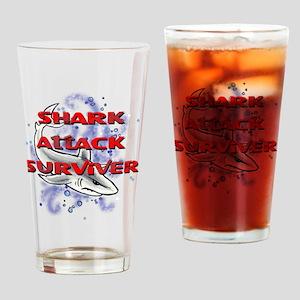 MT - Shark Attack Surviver - FINAL Drinking Gl