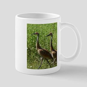Sandhill Crane Mug