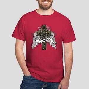 Campbell Tartan Cross Dark T-Shirt