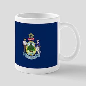 Maine State Flag Mug