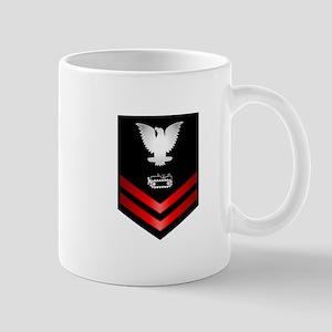 Navy PO2 Equipment Operator Mug