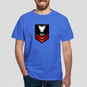 Navy PO2 Equipment Operator Dark T-Shirt