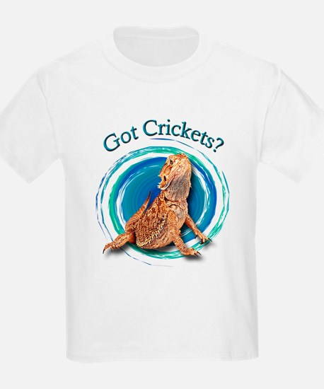 New BD Got Crickets 2 (black) T-Shirt