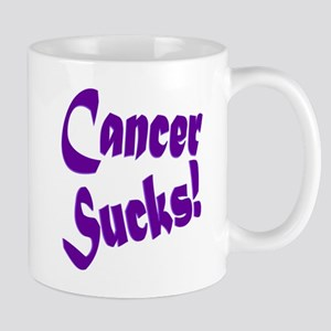 Cancer Sucks Purple! Mug