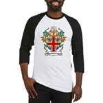 Montmorency Coat of Arms Baseball Jersey